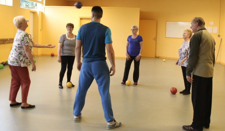 Ateliers prévention seniors : conférence de présentation