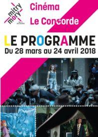 Le Concorde – Avril 2018