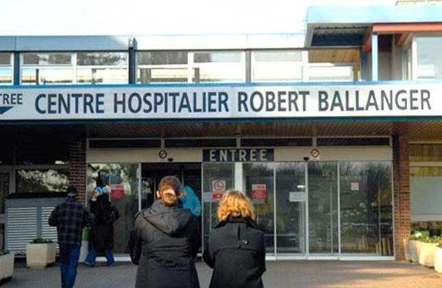 Ouvrir les portes de l'hôpital Robert Ballanger aux Mitryens