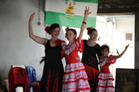 Stage de tango flamenco