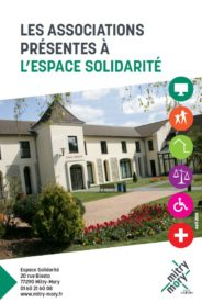 Les associations présentes à l'Espace solidarité