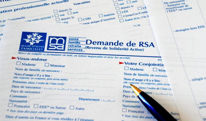 RSA : la politique du « juste droit » en question
