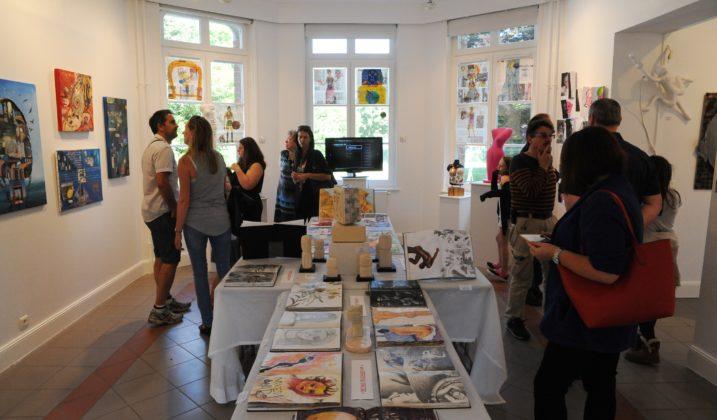 Exposition École et arts visuels