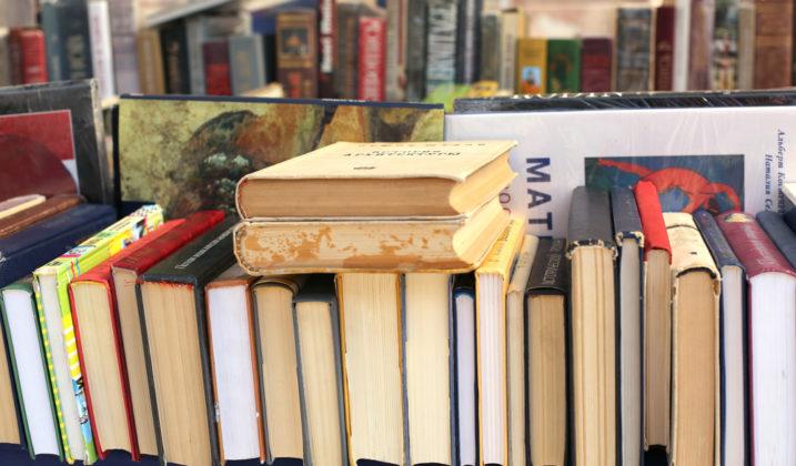 Opération récup' livres