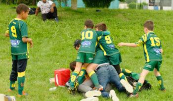 Le rugby au cœur