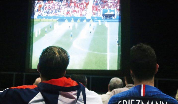Finale de la Coupe du monde : Mitry derrière les Bleus !