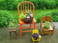 Atelier jardin