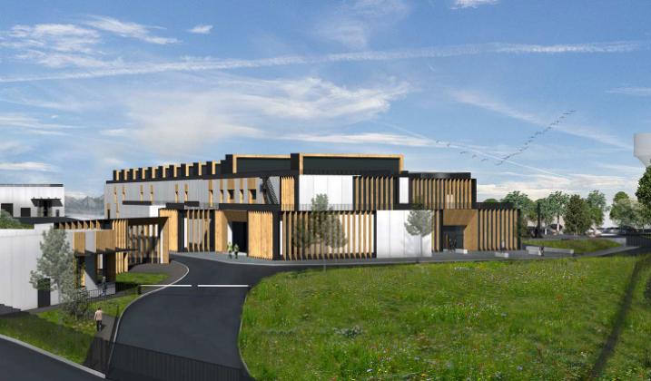 Un nouveau technicentre à Mitry-Mory