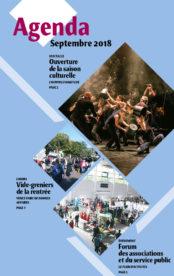 L'Agenda – Septembre 2018