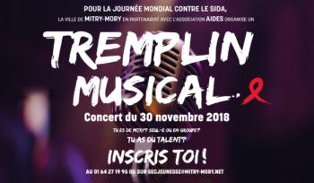 Tremplin musical : inscris-toi !