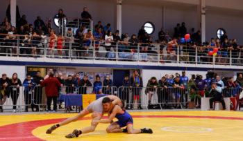 Championnats départementaux de lutte