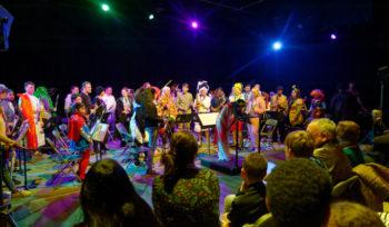 L'Harmonie municipale fête Sainte Cécile