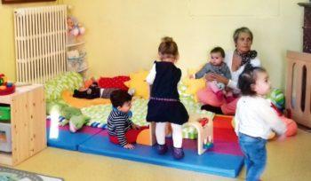 Des lieux dédiés pour les assistantes maternelles