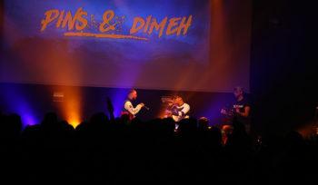 Pins & Dimeh à L'Atalante