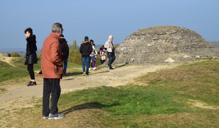 Rencontre avec les participants aux sorties à Verdun et Meaux