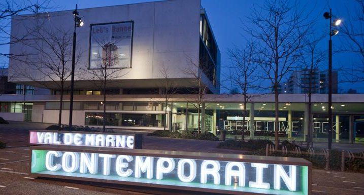 Excursion au musée d'art contemporain du Mac Val