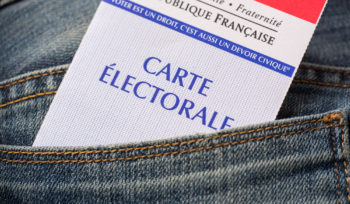 Listes électorales : pensez à vous inscrire