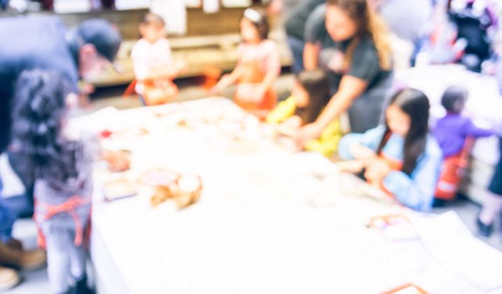 Atelier créatif parents-enfants