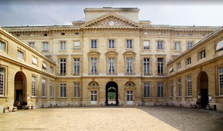 Visite du musée de la Monnaie de Paris
