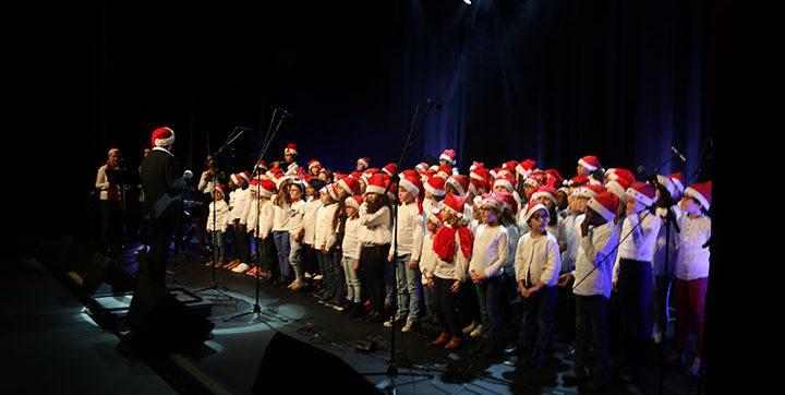 Concert de Noël du conservatoire