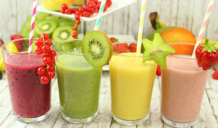 Atelier smoothies