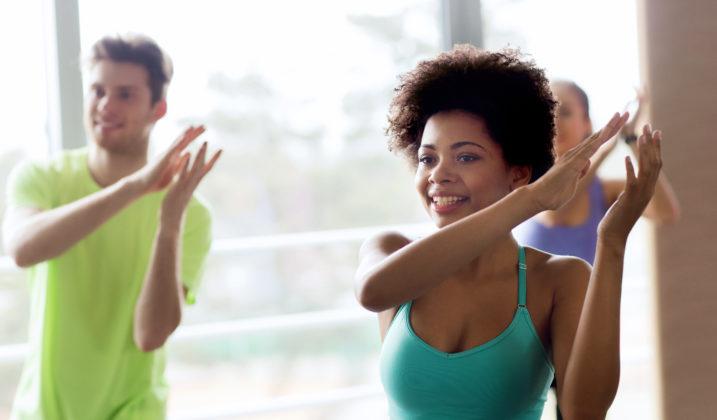 Fitness dansé