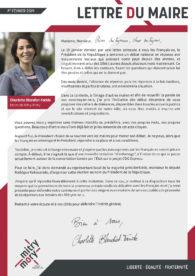 Lettre du maire – Février 2019