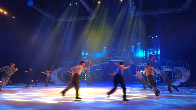 Holiday on Ice avec le Club Âge d'Or