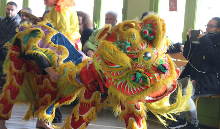 Nouvel an chinois de l'USJM Shaolin