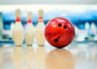 Bowling avec le Club Âge d'Or