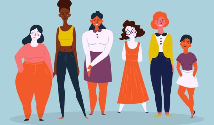 Soirée droits des femmes