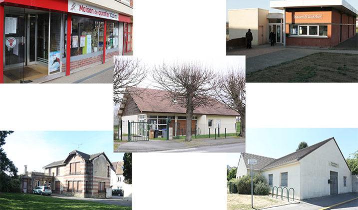 Les maisons de quartier