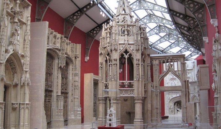 Les chefs d'oeuvres de la Cité de l'architecture