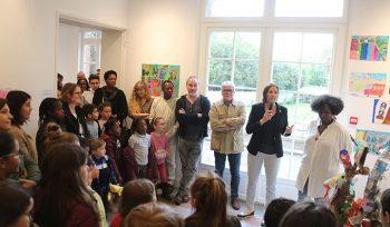 700 enfants exposent leurs œuvres
