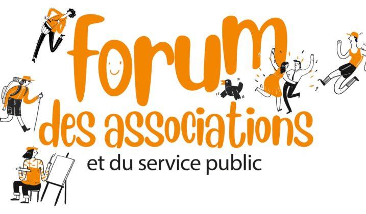 Forum des associations et du service public