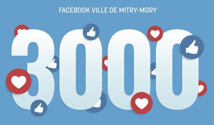 Rejoignez la communauté mitryenne sur Facebook