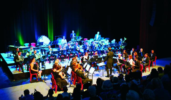 Gala de l'Harmonie municipale : les 40 ans