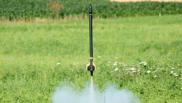 Atelier micro-fusées