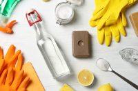 Atelier de fabrication de produits ménagers bio