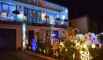 Concours des plus belles décorations de Noël