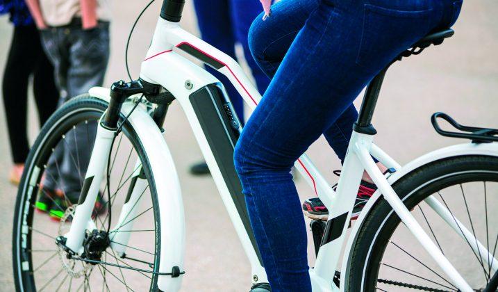 Adoptez le vélo électrique