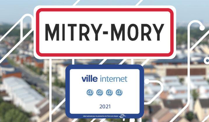 Mitry-Mory obtient une 4e arobase !
