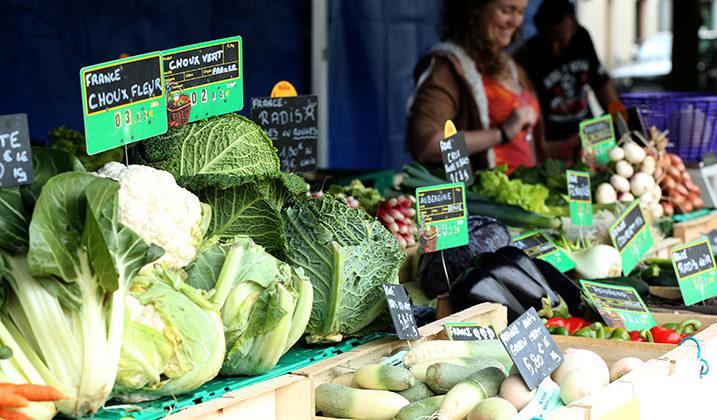 Le marché de Mitry-le-Neuf reste ouvert