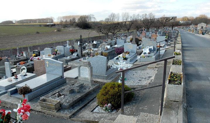 Réouverture des cimetières