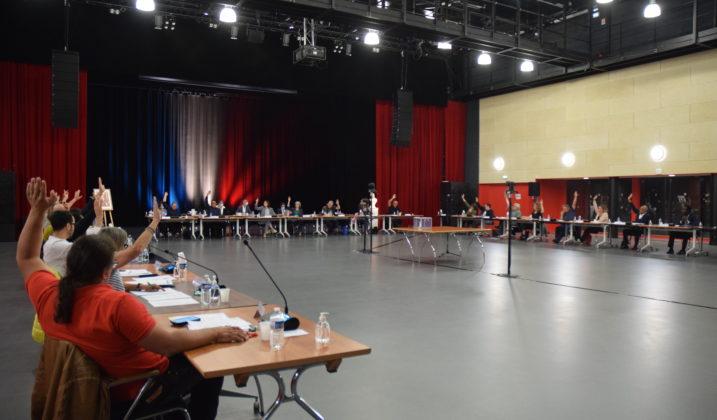 Conseil municipal – Vote du budget