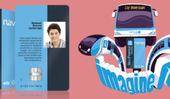 Aides aux transports scolaires (carte Imagine'R)
