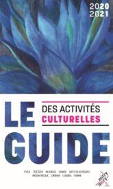Guide des activités culturelles 2020/2021