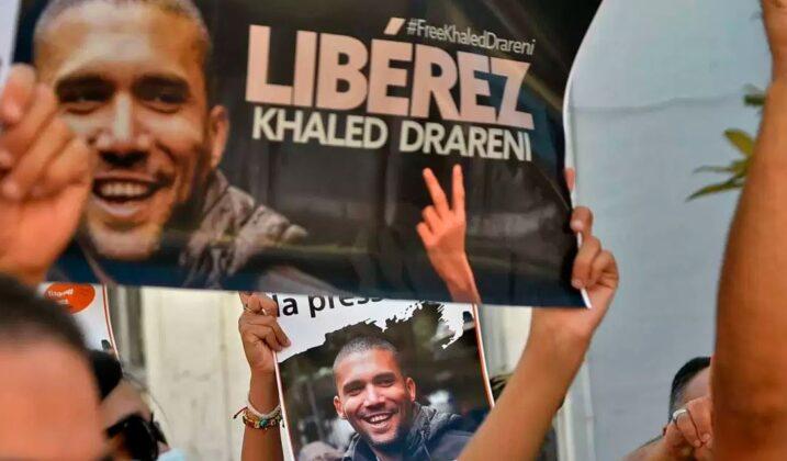 Soutien au journaliste Khaled Drareni et à la liberté de la presse pour le peuple algérien