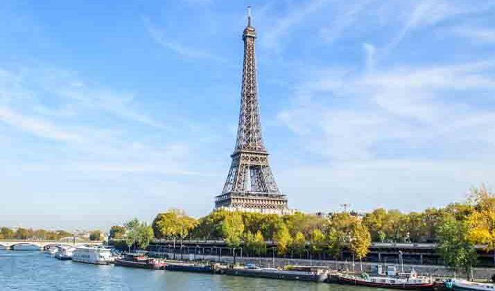Sortie à la tour Eiffel