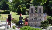 Sortie au parc France miniature